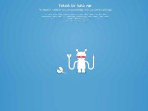 Twitter sistemi çöktü