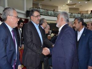 Yapıcıoğlu'dan Nasıroğlu ailesine taziye ziyareti