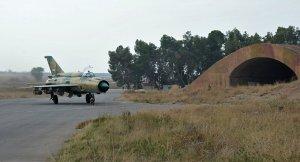 Suriye'nin bir savaş uçağı daha düşürüldü