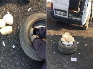 Van'da uyuşturucu operasyonunda 2 tutuklama