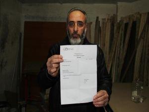 """Sayacı değiştirmek istemeyen aboneye DEDAŞ'tan """"kaçak cezası"""" iddiası"""