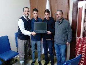 Meal sınavında dereceye girenlere ödülleri verildi
