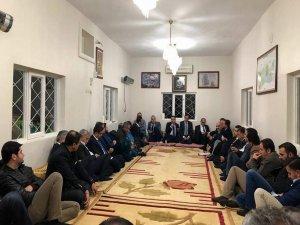 Köy Konağı'nda 'Dost Meclisi' toplantısı