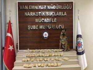 Van'da uyuşturucu operasyonları devam ediyor