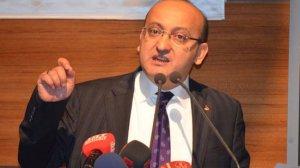 Akdoğan: Diplomatik çaba içindeyiz