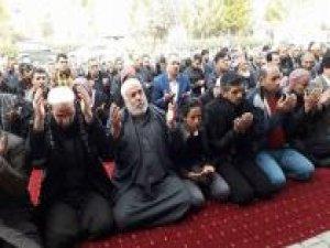 Şanlıurfa'da yağmur duası yapıldı