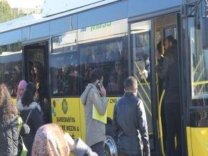Diyarbakır'da şehiriçi yolcu taşıma ücretlerine zam