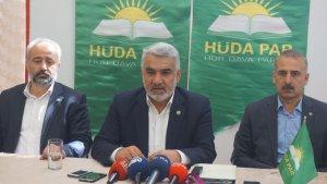 """Yapıcıoğlu: """"Çatışmalı süreç halkın faydasına değildir"""""""