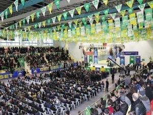 HÜDA PAR İstanbul 2'nci Olağan Kongresi yapıldı