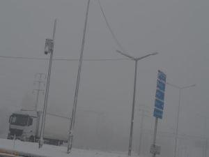 Bitlis'te 47 köy yolu ulaşıma kapandı