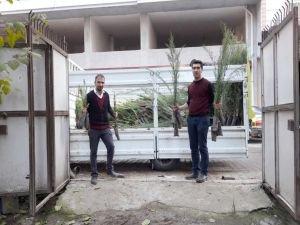 Diyarbakır'da 'Ekolojik Yaşamı Öğreniyorum' projesi