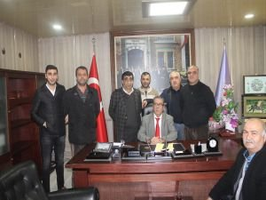 Bingöl ESOB başkanlığına Ali Bayram yeniden seçildi