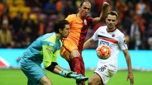 Galatasaray'ın Gençlerbirliği 11'i