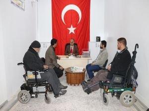 Engelliler de Siyer Sınavı'na katılacak