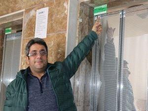 """Ercan: """"Asansörlerin muayene ve bakımları zamanında yapılmalı"""""""