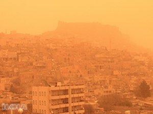 Hatay, Kilis, Gaziantep ve Şanlıurfa'da toz taşınımı bekleniyor