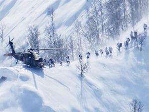 Çığ altında kalarak hayatını kaybeden asker sayısı 5'e yükseldi