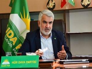Yapıcıoğlu: Siyonistleri dost gören Müslümanlar da onlar kadar suçlu