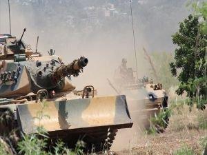 Afrin operasyonunda 8 YPG'li öldürüldü