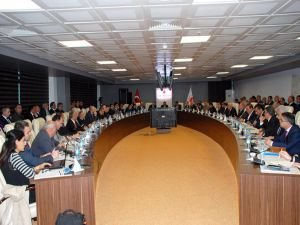 Adıyaman İl Koordinasyon Toplantısı yapıldı