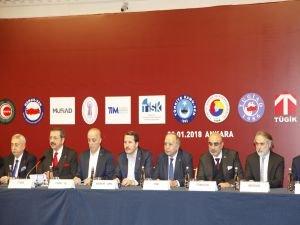 Ankara'dan Afrin'e destek