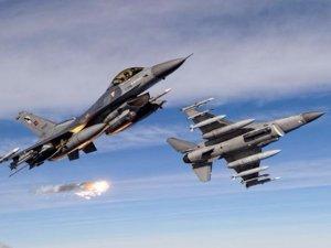 TSK: Afrin'de 47 hedef 27 uçakla imha edildi