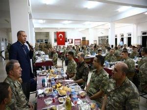 Cumhurbaşkanı Erdoğan: Zeytin Dalı Harekatı netice alınana dek sürecek