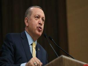 Cumhurbaşkanı Erdoğan: Birazdan Burseya Tepesi'ni düşüreceğiz
