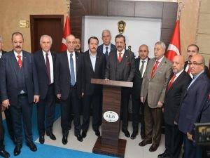 Türkiye Barolar Birliği Ve STK'lar Kilis'te