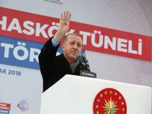 Cumhurbaşkanı Erdoğan: 8 gün içerisinde 16 kaybımız var