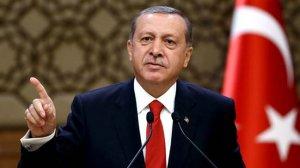 Erdoğan Demirtaş'a yüklendi!