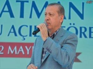 Cumhurbaşkanı Erdoğan yarın Batman'a geliyor