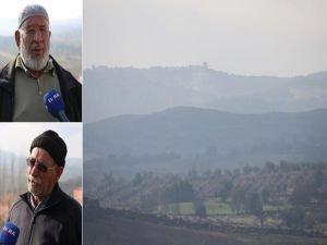 Darmık Dağı eteğindeki köylüler: Amerikan'ın Türkiye'yi de dağıtmak istiyor