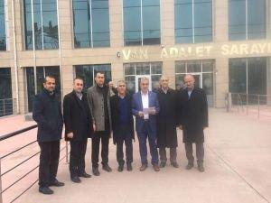 Van'da Adnan Oktar hakkında suç duyurusu