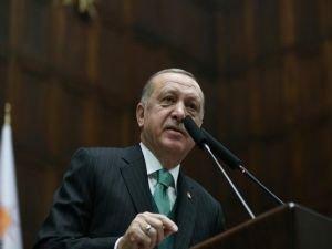 Erdoğan: 'Sizin Türkiye'ye ve İran'a yönelik hesabınız var'