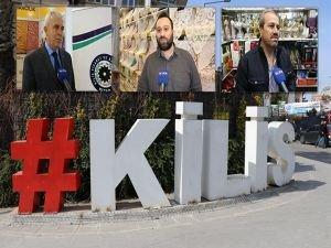 Kilis esnafı borçlarının silinmesini istiyor