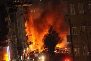 Diyarbakır yanıyor çatışmalar şiddetlendi