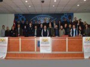 İpekyolu Belediyesinde hizmet içi eğitimler devam ediyor