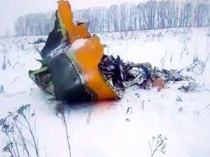 """Rusya: """"Düşen uçakta güvenlik sorunuyla karşılaşılmadı"""""""