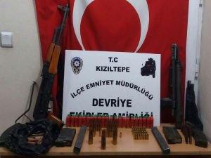 Mardin'de silahlı kavgada 3 gözaltı