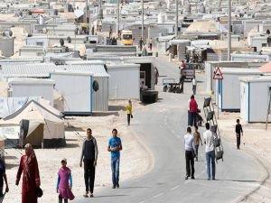 Ürdün'de Suriyeli mültecilere çalışma izni