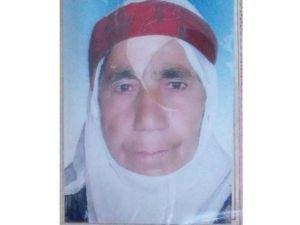 Kayıp yaşlı kadın bulundu