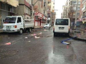 Diyarbakır'da 1 polis hayatını kaybetti