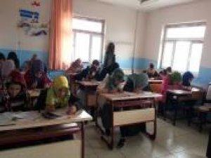 İdil'de Siyer Sınavı gerçekleştirildi