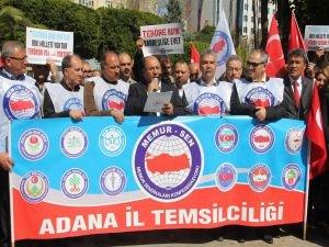 Ankara'da ölenler anıldı