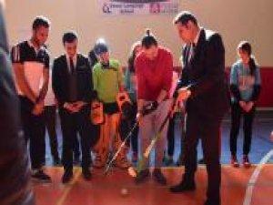 İpekyolu Belediyesinden hokey takımlarına destek