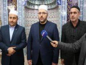 Kur'an-ı Kerim ziyafetine yoğun ilgi