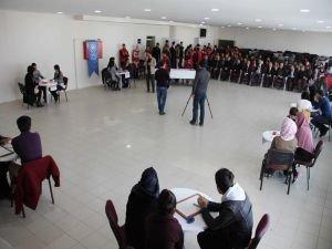 Gençlik Merkezleri arası bilgi yarışması sona erdi