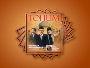 "Tohum Dergisi 160. sayıda ""Hindistan""a uzandı"