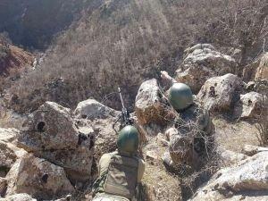 Cudi Dağı'nda 3 PKK'lı öldürüldü